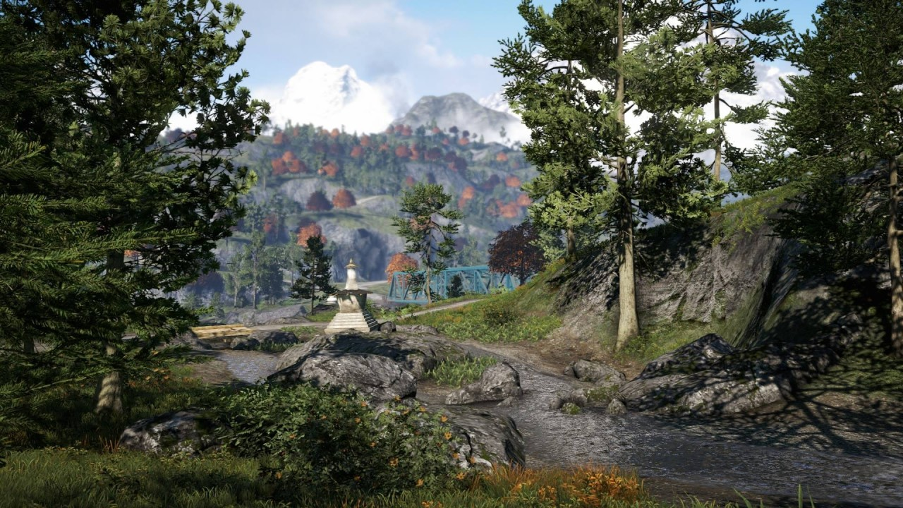 Far Cry 4 Vista