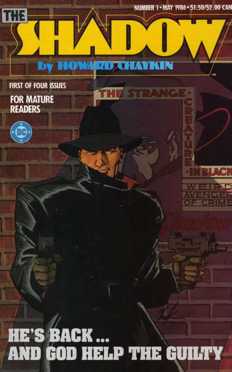 Yellowed Pages: Howard Chaykin's The Shadow
