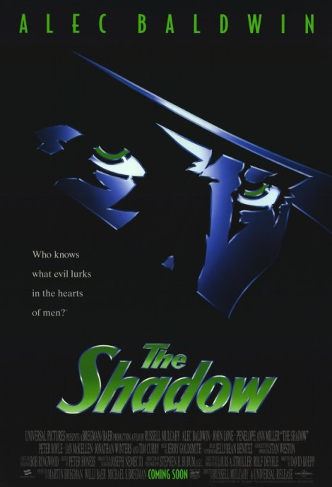 The Shadow Alec Baldwin