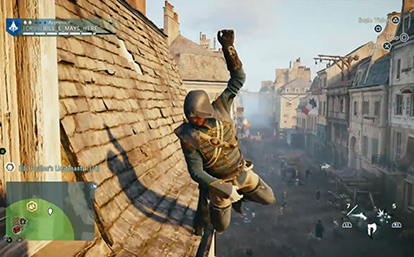 AC Unity Glitches