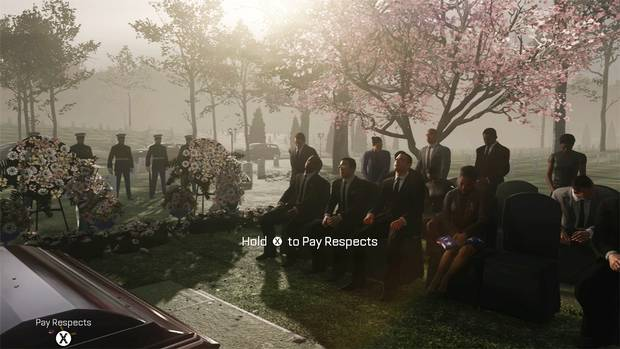 Call of Duty: Advanced Warfare, Hold X to Pay Respects