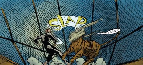 Escapo-Tiger
