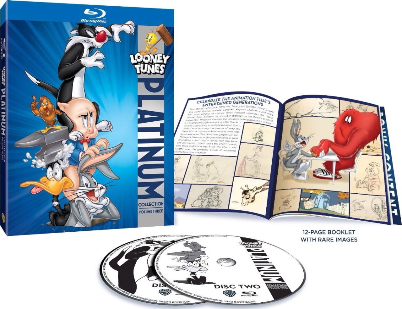 Products of Their Time: Looney Tunes Platinum Collection Vol. 3 is for True Animation Diehards