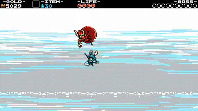 shovel knight catch her