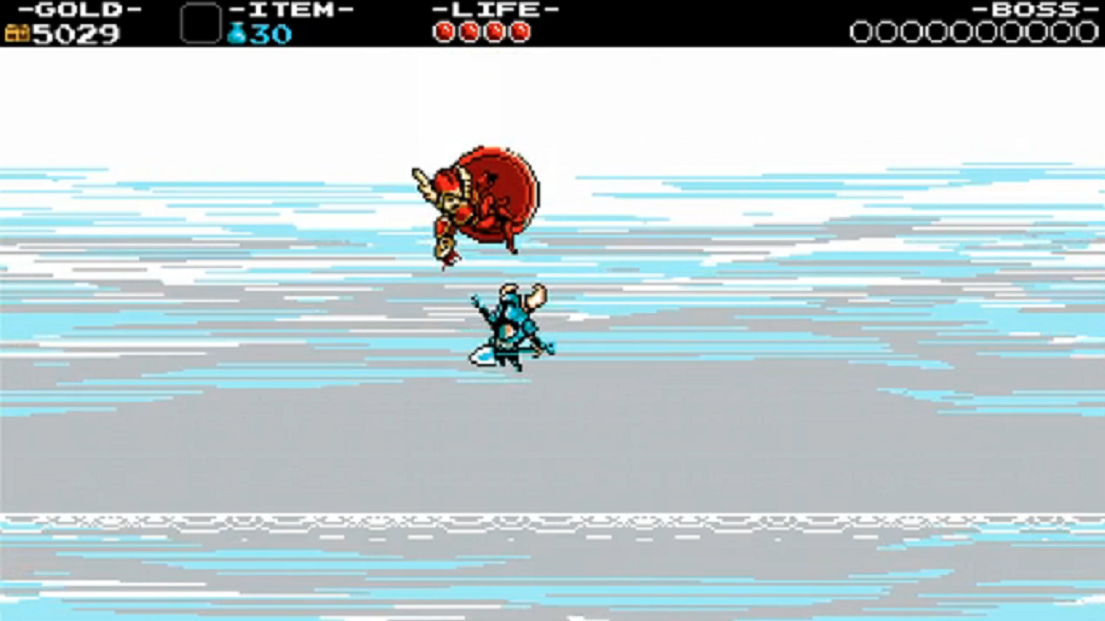Melancholy in the Age of Shovels: The Bright Sadness of Shovel Knight
