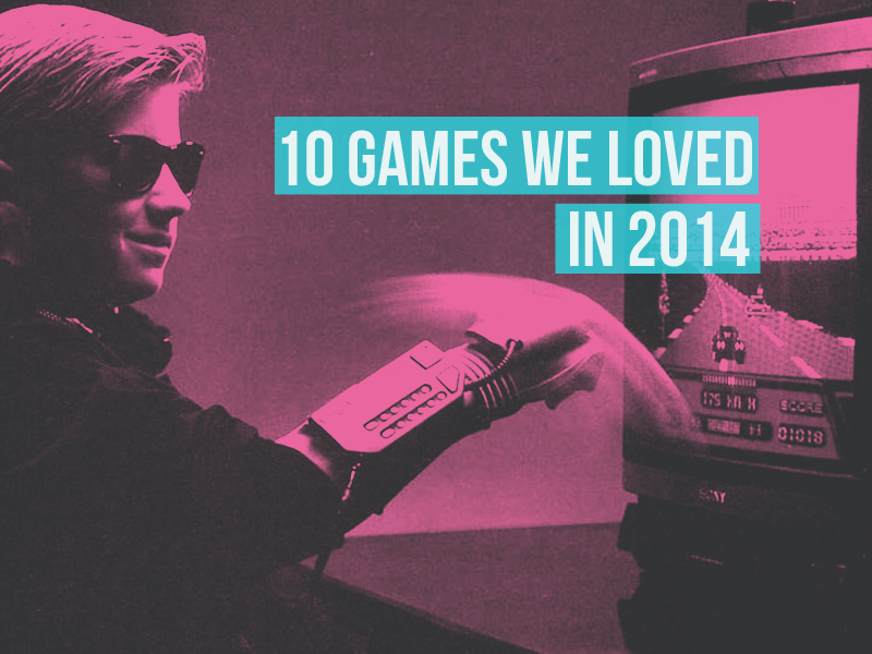 Smashing, Golfing and Inquisiting: 10 Games We Loved in 2014