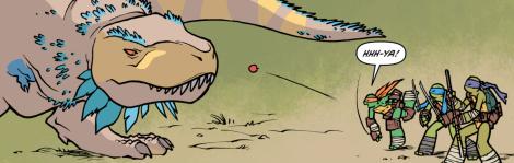 Turtles-in-Time-T-Rex