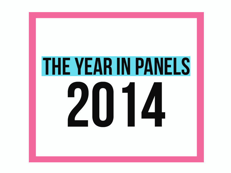 2014: The Year In Panels