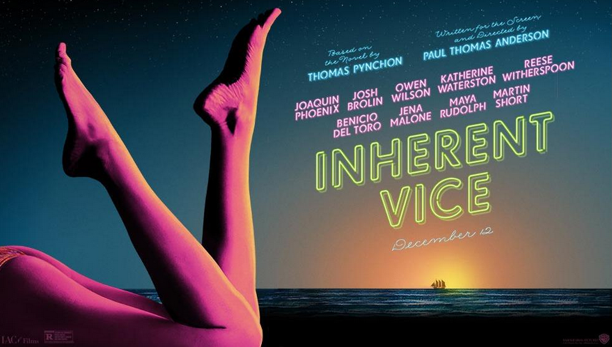 Good Luck, Doc: Inherent Vice is a Stoner Noir with Sharp Vision