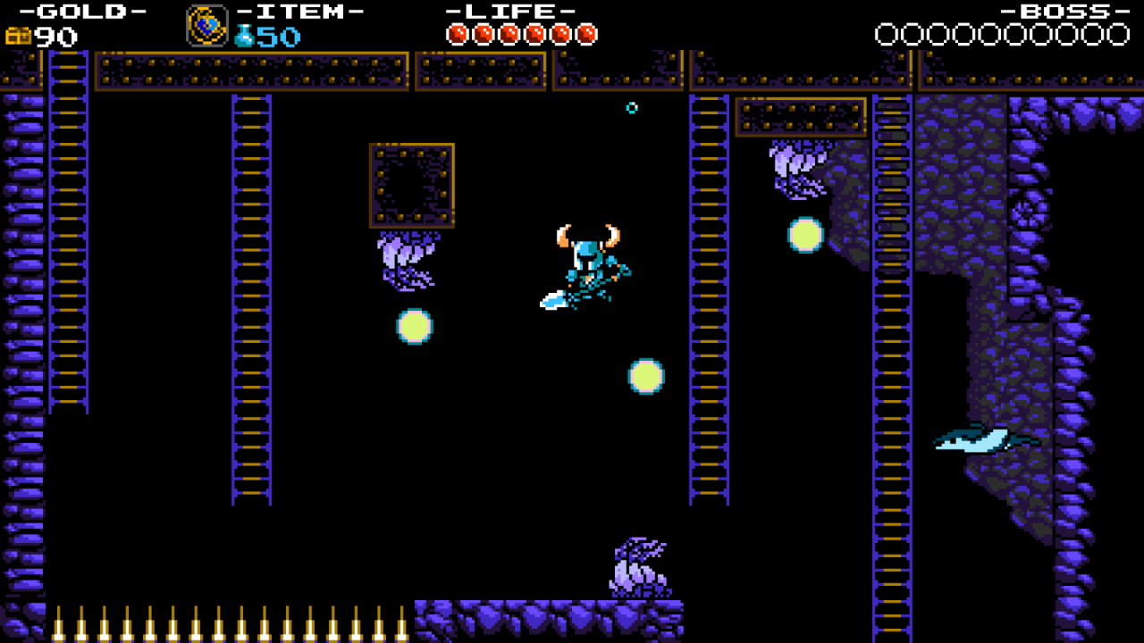 Shovel Knight Gameplay