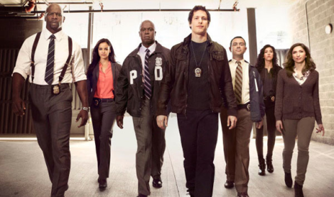 Brooklyn Nine Nine Fox Andy Samberg 2014