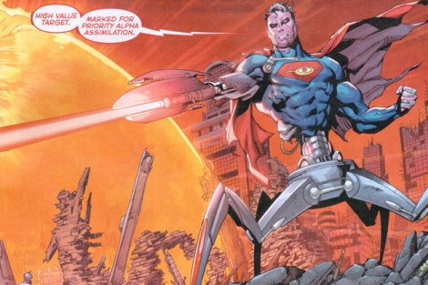Futures End Superman