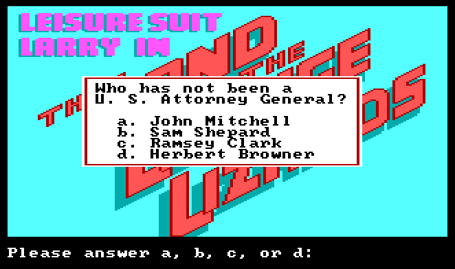 LeisureSuitLarry3