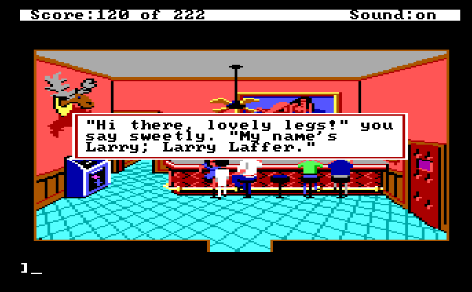 LeisureSuitLarry4