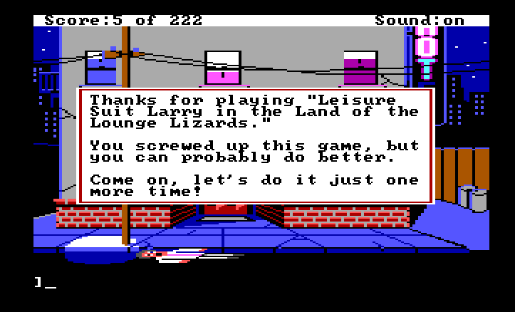 LeisureSuitLarry6
