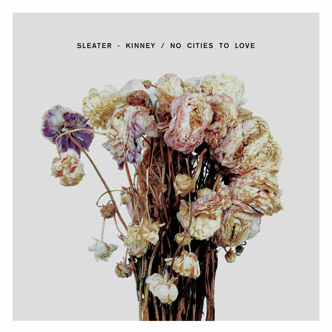 Let's Shake it Like Never Before: Sleater-Kinney Return with the Powerful No Cities to Love