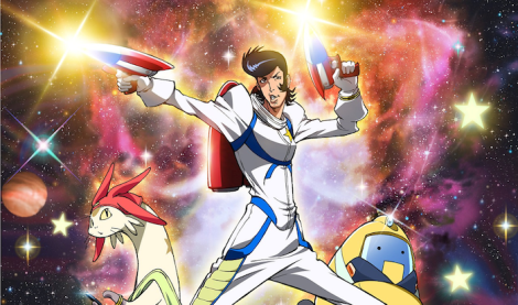 Space Dandy Adult Swim 2014