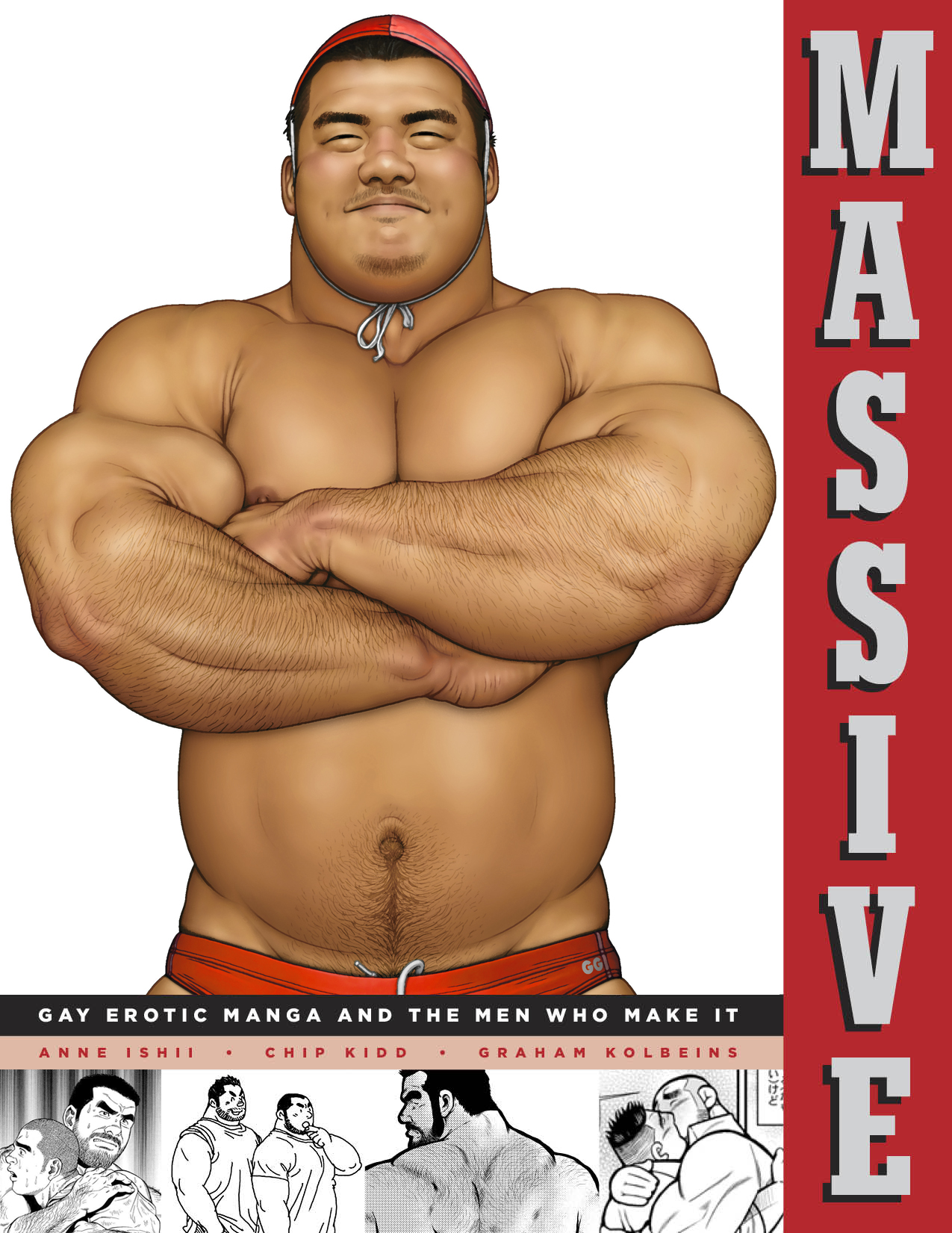 Fluid Exchange: Massive: Gay Erotic Manga and the Men Who Make It