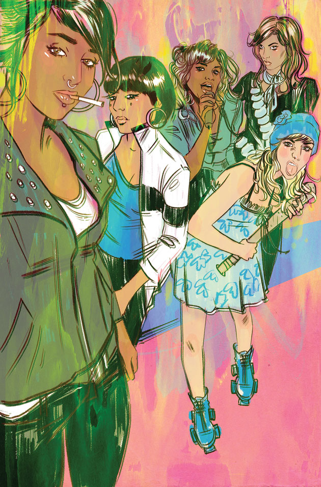 Boom Swagger Boom: Curb Stomp is the Kind of Comic Debut We Need More Of