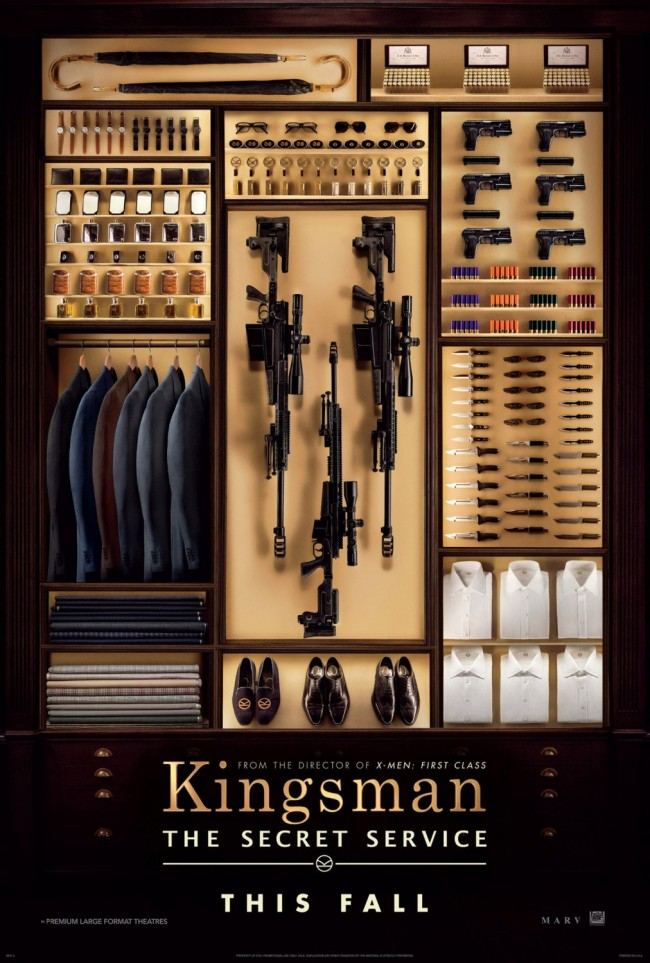 Kingsman is Both a Throwback to and Skewering of Classic Spy Films