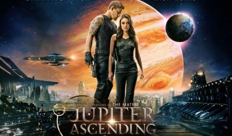 Jupiter Ascending, Wachowskis, Mila Kunis, 2015