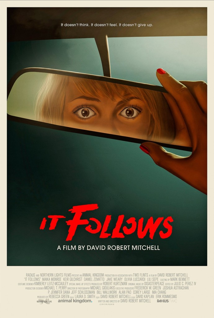 Dream Strange Dreams: It Follows is Horror at Its Finest