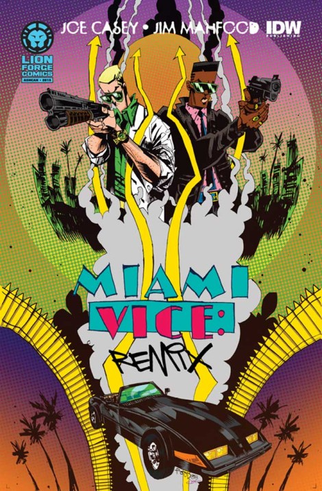 Miami Vice Remix Jim Mahfood