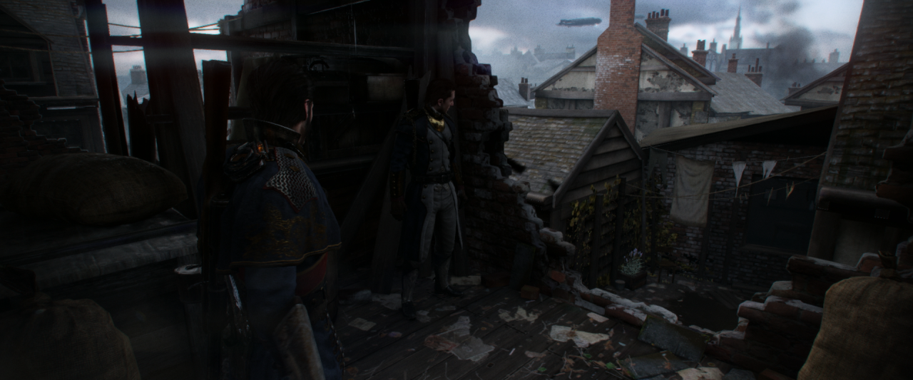 The Order: 1886—A Game Review in Unanswered Questions