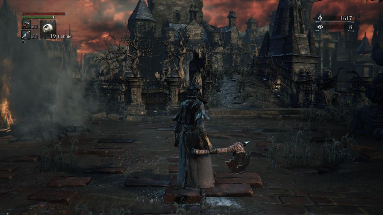 Bloodborne Logs #2: Over My Dead Body