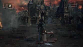 Bloodborne-Old-Yharnam