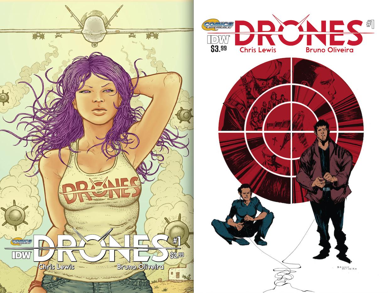 Drones Comic