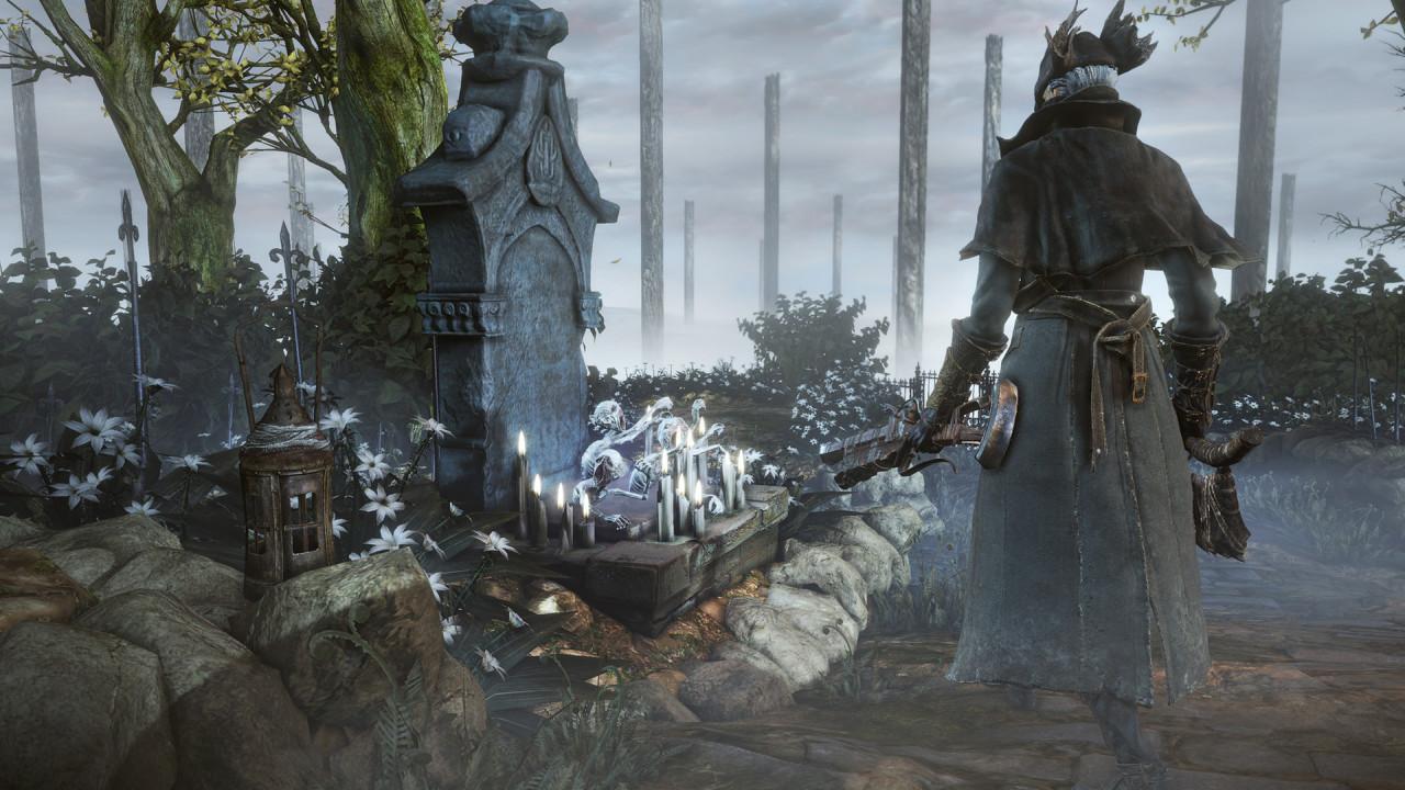 bloodborne-grave