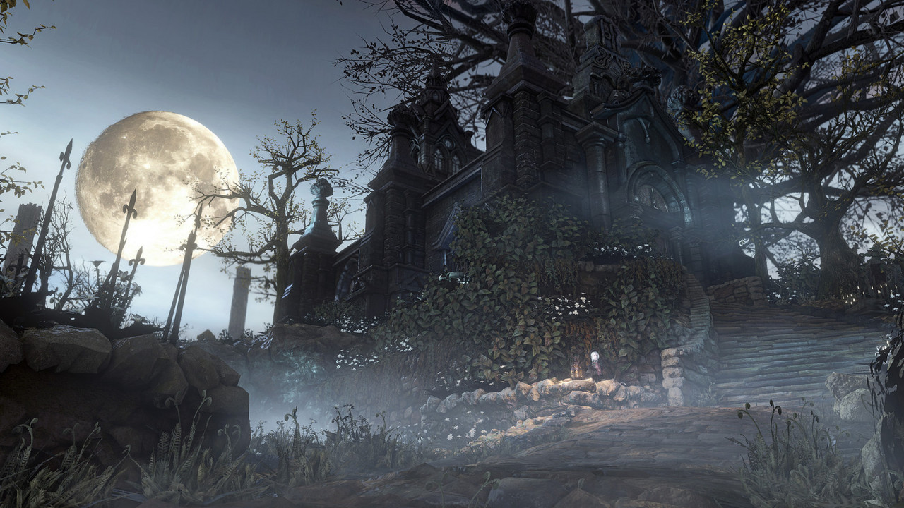 Bloodborne Logs #3: The Cathedral and the Prison