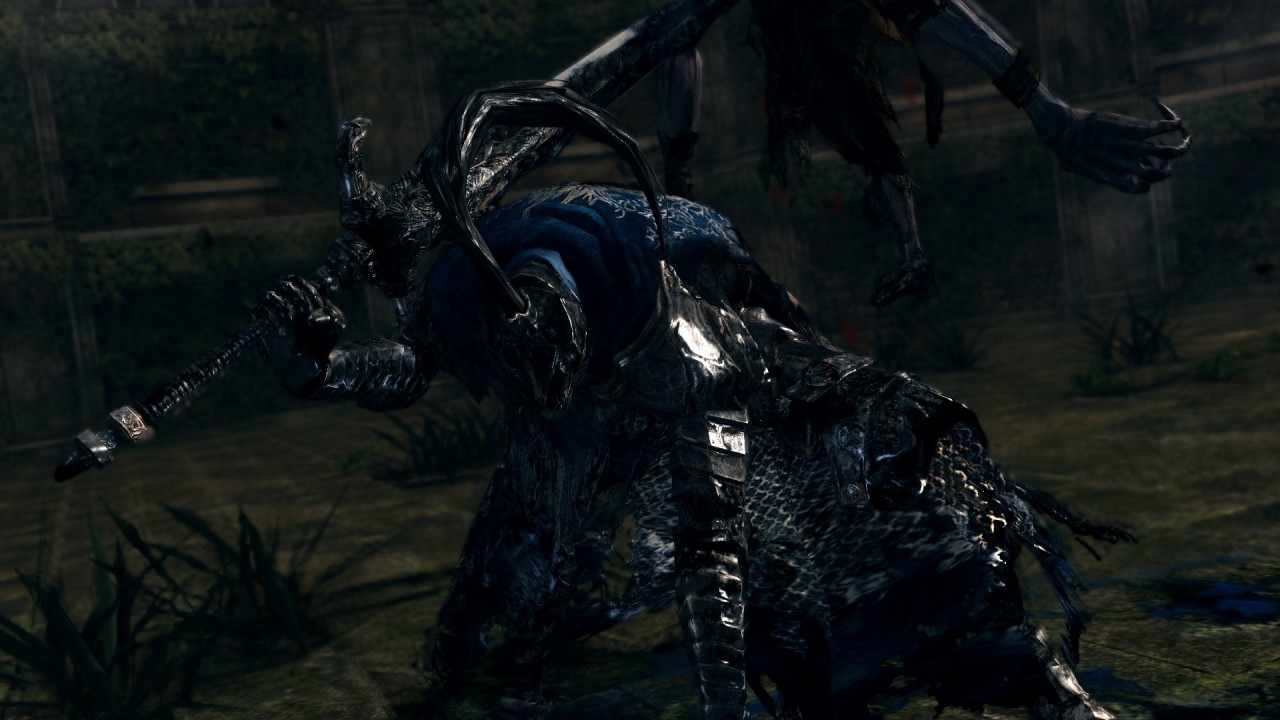 Vertical Slice: Dark Souls' DLC Brings One of the Best Boss Fights of All Time