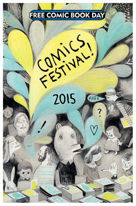 Comics Festival Free Comic Book Day