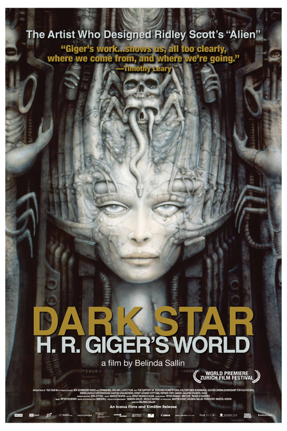 Dark Star: H.R. Giger's World is an Example of How Not to Make a Documentary