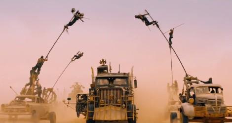 Mad Max Fury Road Polecats