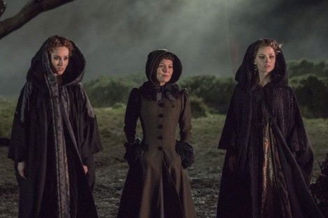 Penny Dreadful Nightcomers Showtime
