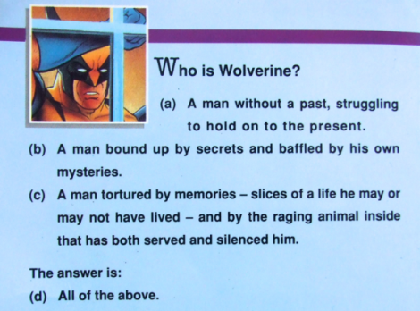 Who Is Wolverine