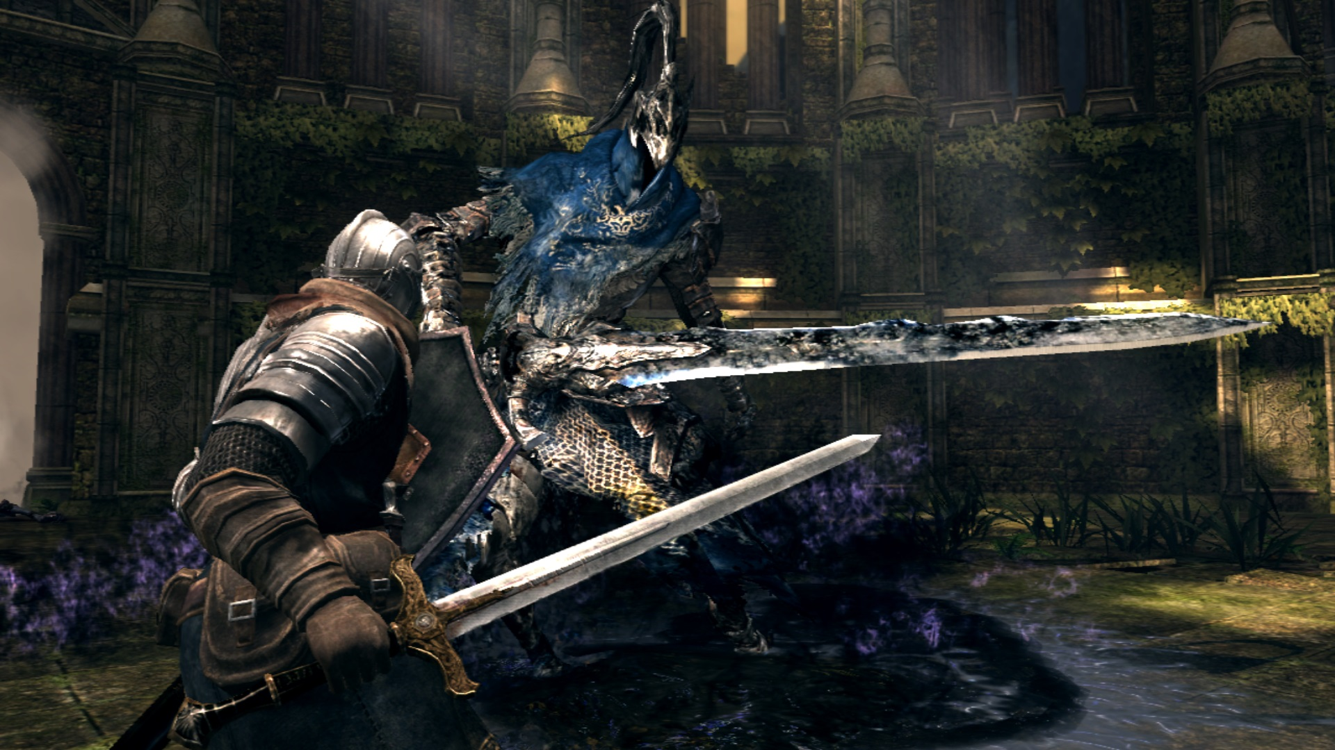 artorias fight