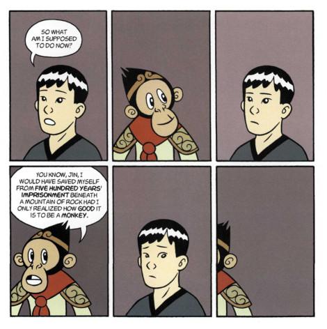 American Born Chinese Monkey King