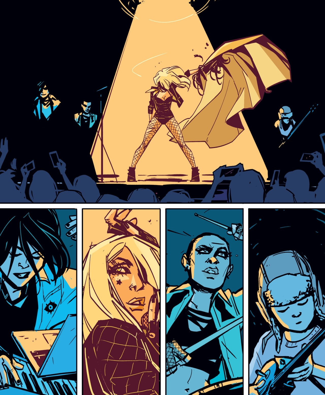 Black Canary #1 is a Promising but Not Quite Classic Single