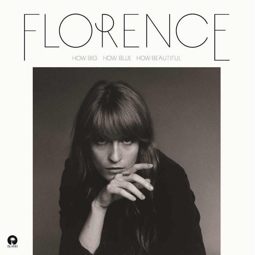 Our Lady Of The Crucifix And The Hollywood Sign: Florence Reinvents Herself on How Big