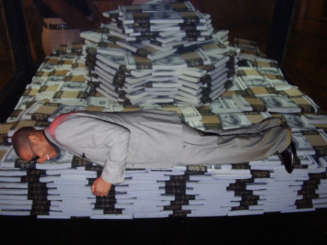 Jay-Z Planking On $1 Million