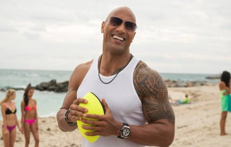 Ballers HBO The Rock Everything is Everything