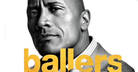 Ballers HBO The Rock
