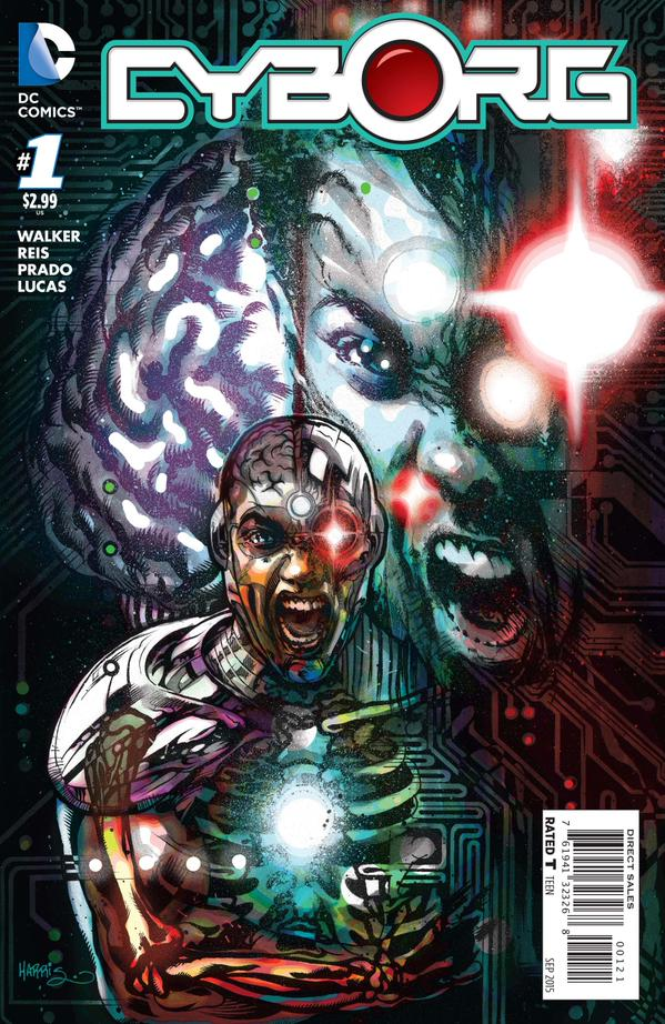 An Unnatural Graft: The Assembly-line Ableism of Cyborg #1