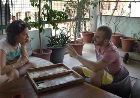 Gay Girl in Damascus