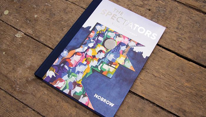The Spectators Victor Hussenot Nobrow