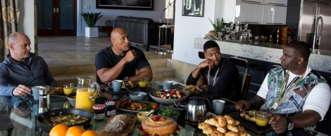 Ballers Ends Breakfast